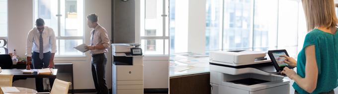 Espace Bureautique - Location photocopieurs, copieurs Sharp et HP